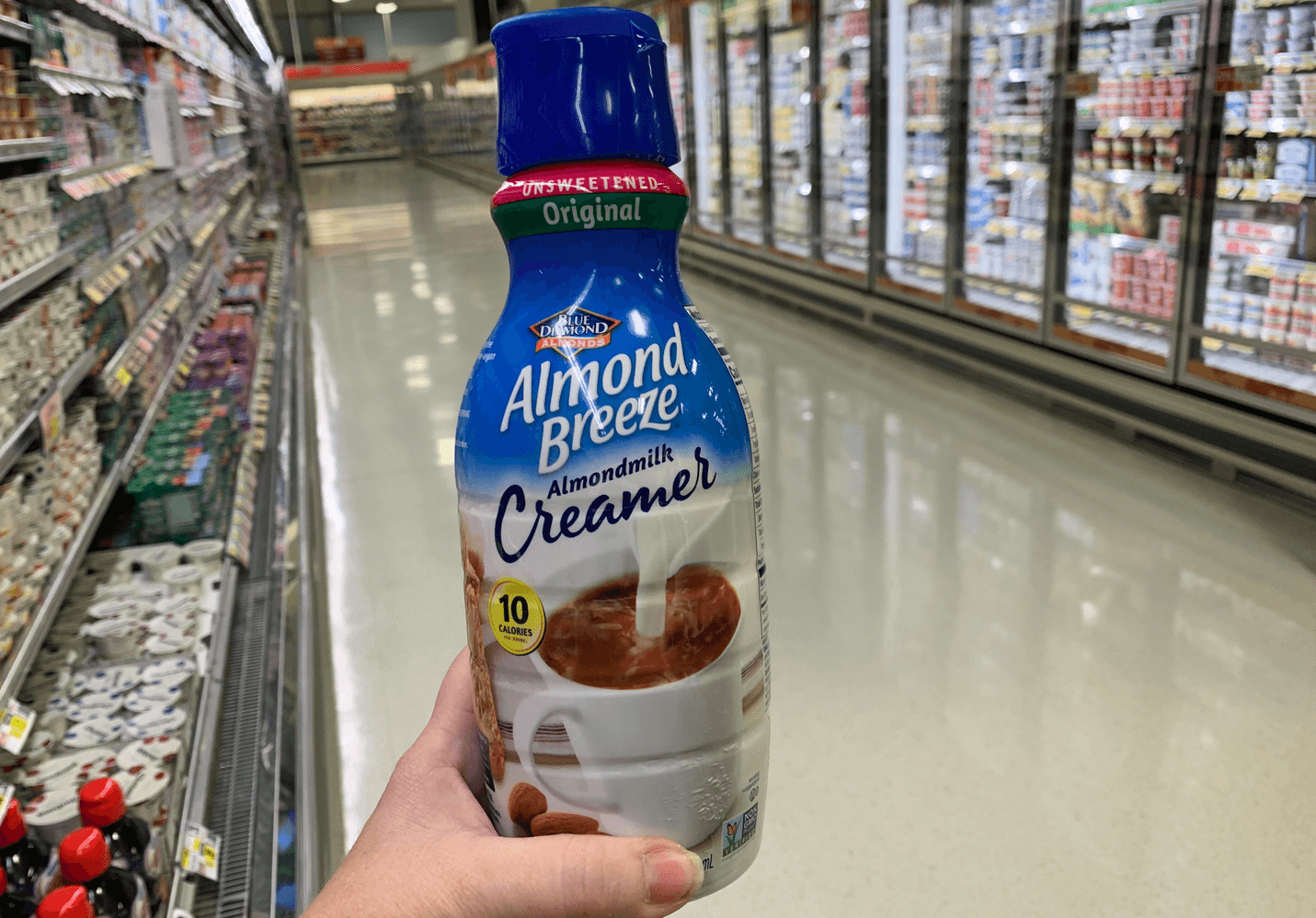 Almond Breeze Coupon March 2019
