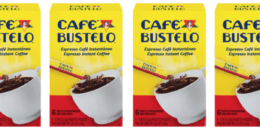 Better Than FREE Café Bustelo Instant Coffee Packet at ShopRite!