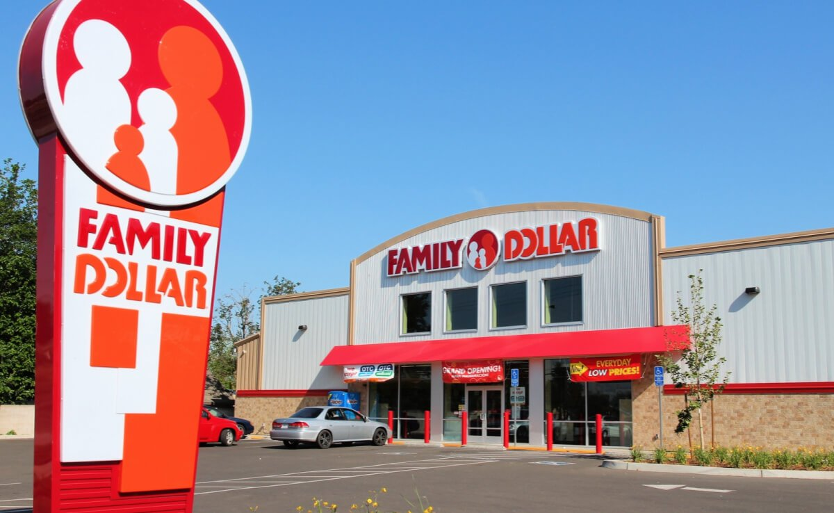 Family Dollar Store Closing