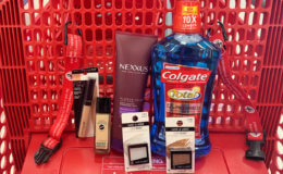$5/$20 Target Personal Care Gift Card Deal – FREE Colgate Rinse, Nexxus & More!