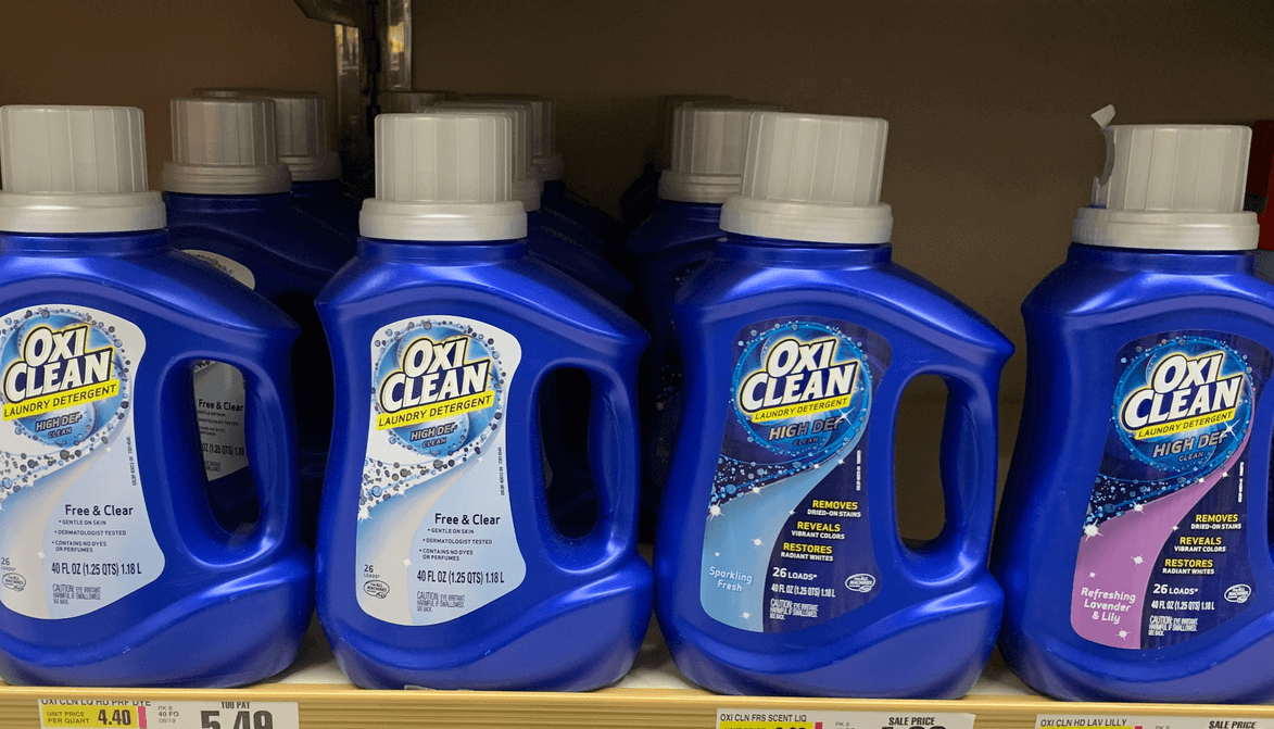 OxiClean Coupon March 2019