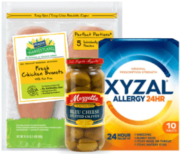 Today's Top New Coupons - Save on Perdue, Mezzetta, Xyzal & More