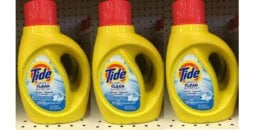 Tide Simply Laundry Detergent as Low as $2.49 at Rite Aid!