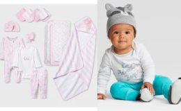 50% OFF Cloud Island Baby Clothes & Accessories at Target!