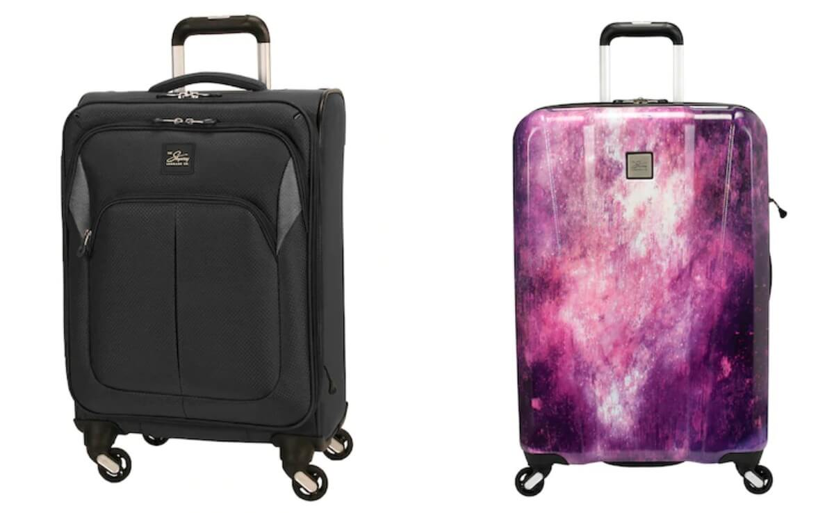 bda0daee9 Skyway Spinner Luggage $49.99 (Reg. $249.99) {After Rebate} + $10 .