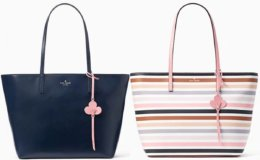 Surprise Sale! Up to 75% Off at Kate Spade - Kelsey Tote $79 (Reg. $299)