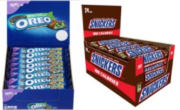 Woot! Candy Sale: SNICKERS 100 Calories Bar 24-Count Box just $6.74 {$.28/Bar} & More