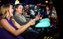 $20 for All-Day Gaming Package for Two at Dave & Buster's