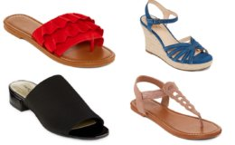 Buy 1 Get 2 Free - Women's Sandals & Flip Flops at JCPenney