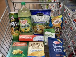 Amanda's Kroger Shopping Trip - Just $3.71 (Over 85% OFF Regular Price)