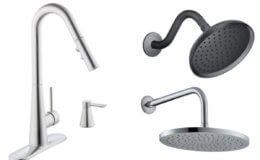 Up to 70% Off Select Shower Heads & Faucets at Home Depot