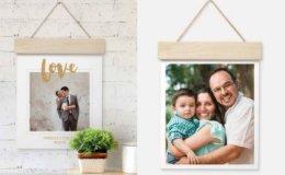 Walgreens: 75% off Wood Hanger Board Print+ Free Store Pickup