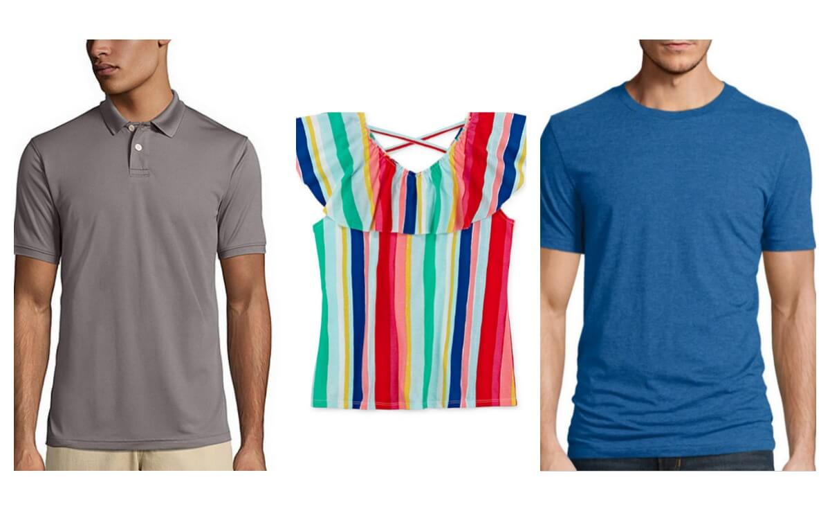 2f589123e Buy 1 Get 2 Free – Arizona Shirts and Tops for Guys and Kids at JCPenney
