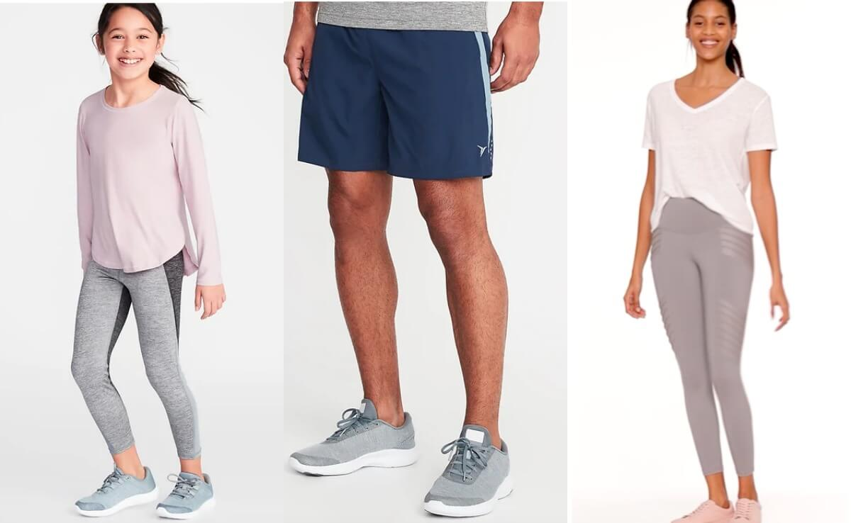 36e47b5ac Today Only at Old Navy: Activewear Bottoms for the Family $8 – $10 (Reg.  $40)