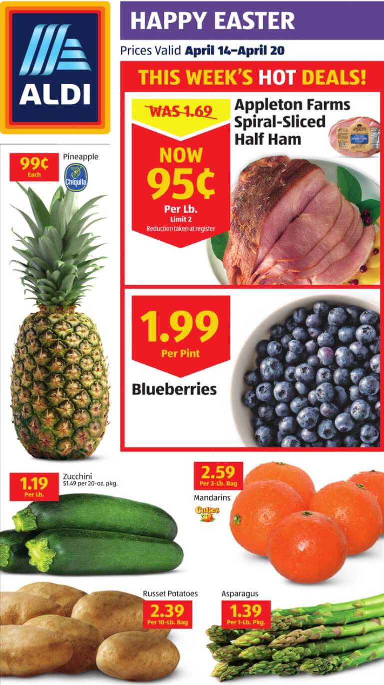 This is an image of Fabulous Aldi Coupons Printable