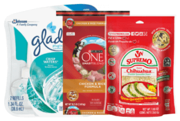 Today's Top New Coupons - Save on Atkins, White Castle, Glade & More