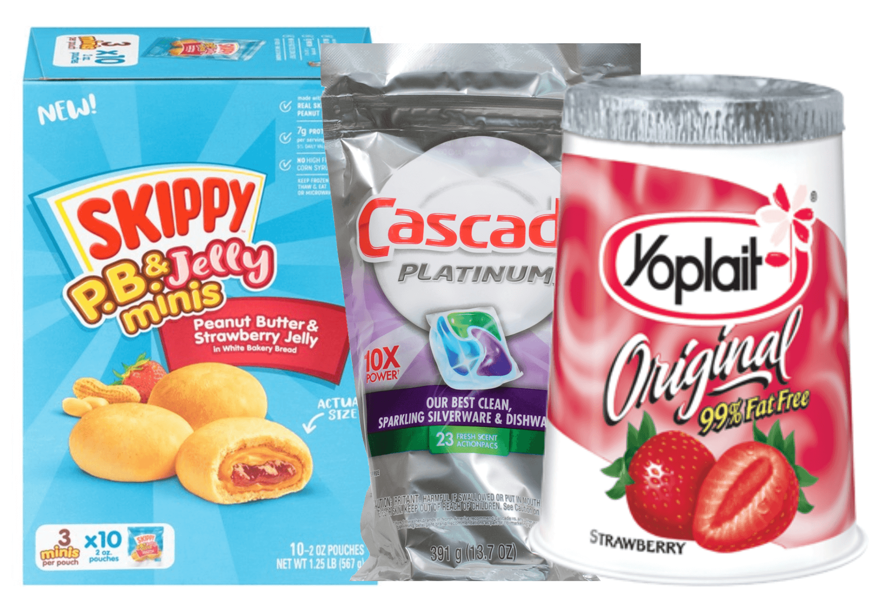 image regarding Yoplait Printable Coupons referred to as Todays Final Fresh new Discount codes - Help save upon Skippy, Cascade, Yoplait