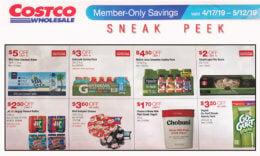 Costco Sneak Peek - Members Only Savings 4/17-5/12