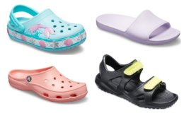 Crocs: 2 Pairs for $35 + Free Shipping