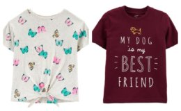 Carters Up to 70% off everything + Free Shipping!