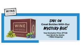 "12 Bottles of Wine ""Mystery Box"" $77.88 + Free Shipping!"