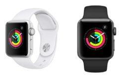 $80 Off Apple Watch Series 3 (GPS 38mm)