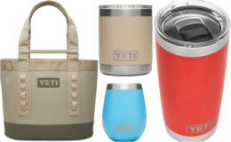 25% off Yeti Products at REI!