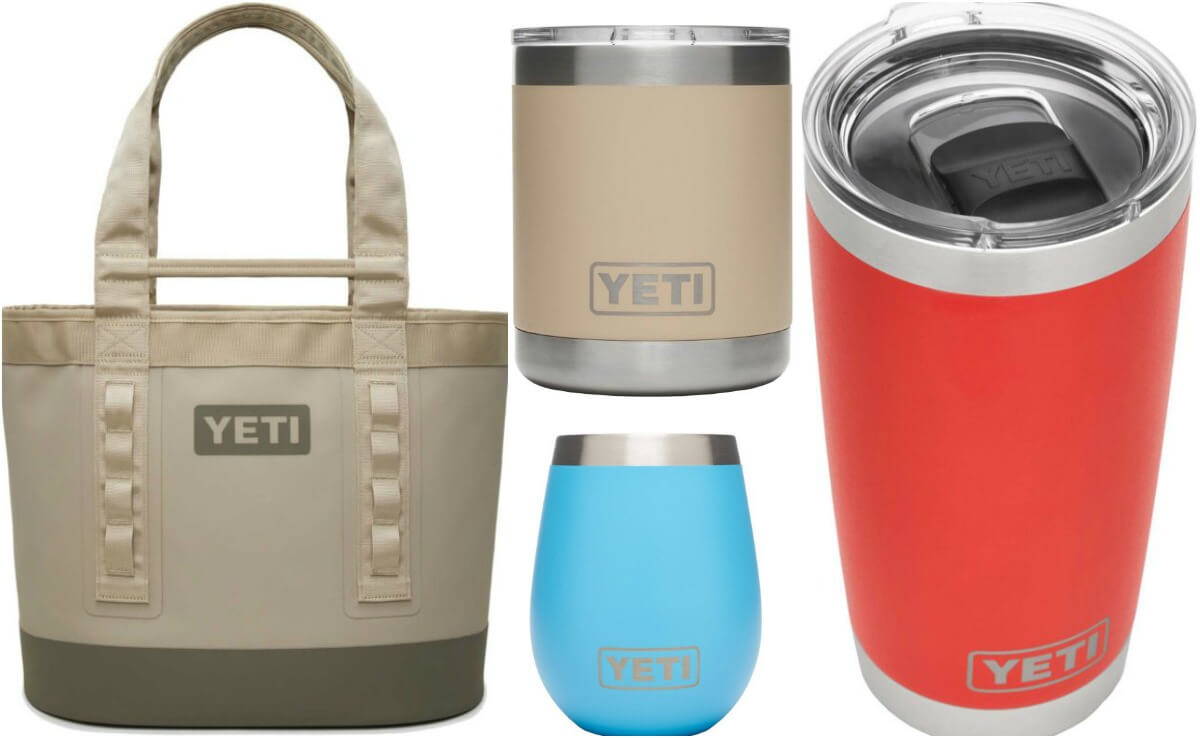 ecb8541607f 25% off Yeti Products at REI! |Living Rich With Coupons®