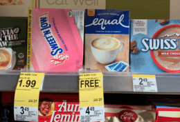 Equal Zero Calorie Sweetener as Low as $1.25 at Walgreens!