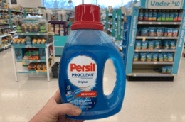 Persil Pro-Clean Laundry Detergent Just $2.49 at Walgreens!
