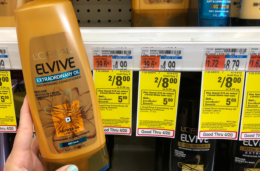 LOreal Elvive Hair Care Only $1.00 at CVS!