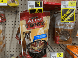 Purina Alpo T-Bonz Dog Treats Just $0.25 at Dollar General!