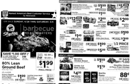 ShopRite Preview Ad for the week of 4/28/19