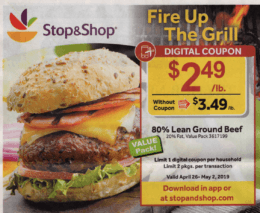 Stop & Shop Preview Ad for 4/26 Is Here!