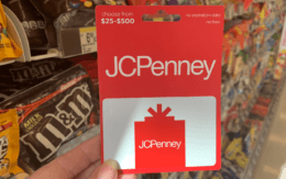 Rite Aid Shoppers - Save Up To $16 on JcPenny or Burlington Coat Factory Gift Cards!
