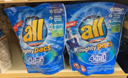 BOGO all Mighty Pacs at Walgreens - Just $2.24!