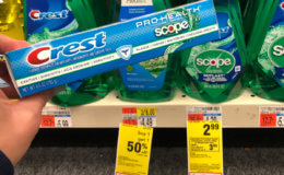 Crest Toothpaste and Scope Mouthwash as Low as Free at CVS!