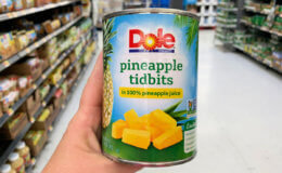 Save $1 on Dole Canned Fruit - $0.50 at Stop & Shop, $0.98 at Walmart & More