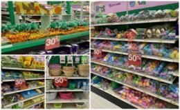 Target Easter Clearance – 30% off Food & Candy, 50% off Decor & More!