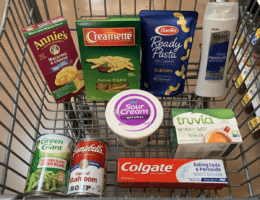 Amanda's Kroger Shopping Trip - Just $5.08 (Over 78% OFF Regular Price)