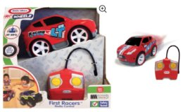 Little Tikes RC Wheelz First Racers Radio Controlled Car Only $9.00 (reg $20)