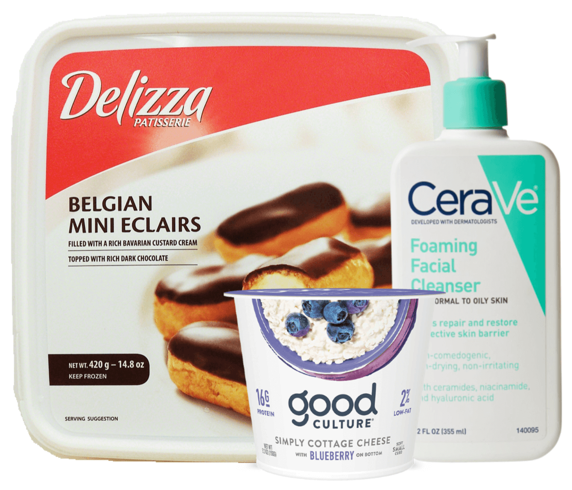 image relating to Cerave Coupons Printable named Todays Supreme Clean Discount coupons - Help you save upon Delizza, CeraVe, Superior