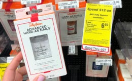 Sally Hansen Hard as Nails Hardener as low as $0.32 at CVS!