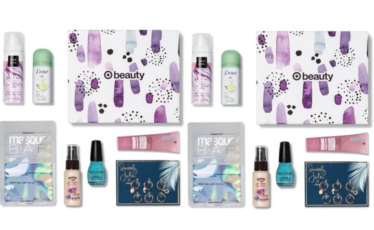 Target May Beauty Box is Here - Only $7 + Spend $20 in
