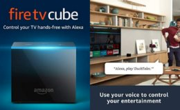 Prime Only Deal! 42% Off Fire TV Cube, 4K Ultra HD, Streaming Media Player
