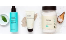 Buy 1 Get 1 FREE AHAVA Dead Sea Mineral Skin Care Products