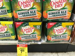 Still Available! Canada Dry 12pks Just $0.74 at Acme! No Coupons Needed {Ibotta Rebates}
