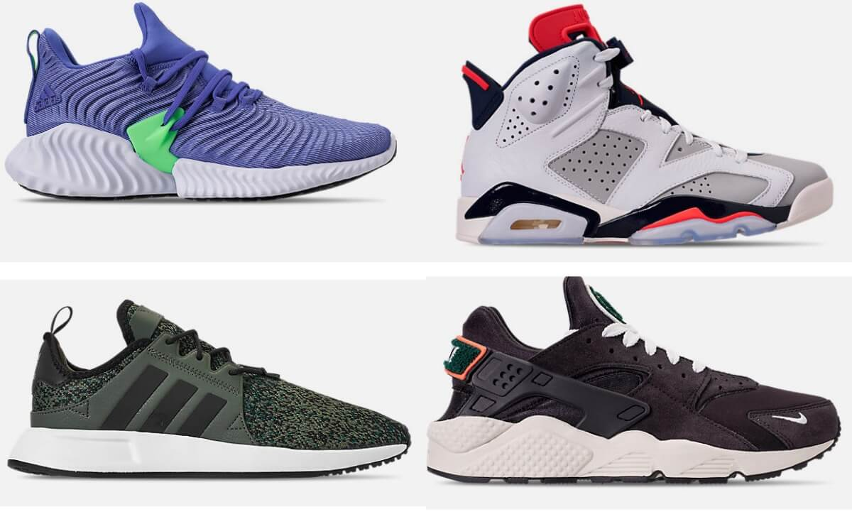 8f408ff43b0e Finishline Additional 50% off Select Clearance Shoes   Clothing – Nike