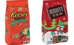 Hershey's & Reese's Holiday Chocolates Large 36oz Bags Just $4.99 (Reg. $15)