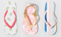 BOGO Flip Flops for the Family at Target with Free Store Pickup